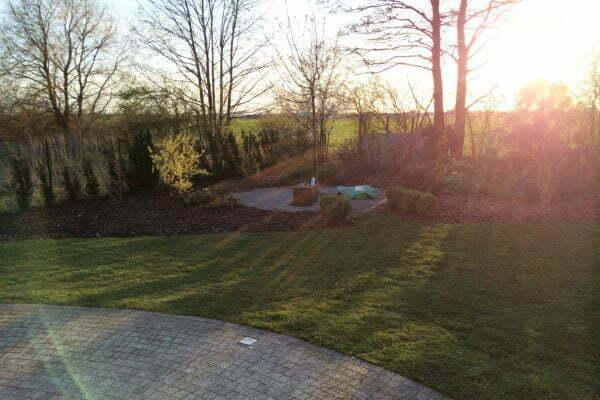 Ogród w Zalasewie