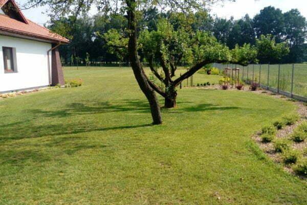 Ogród naMazowszu