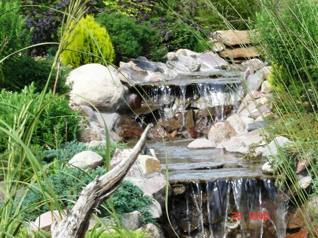 Woda w ogrodzie 9