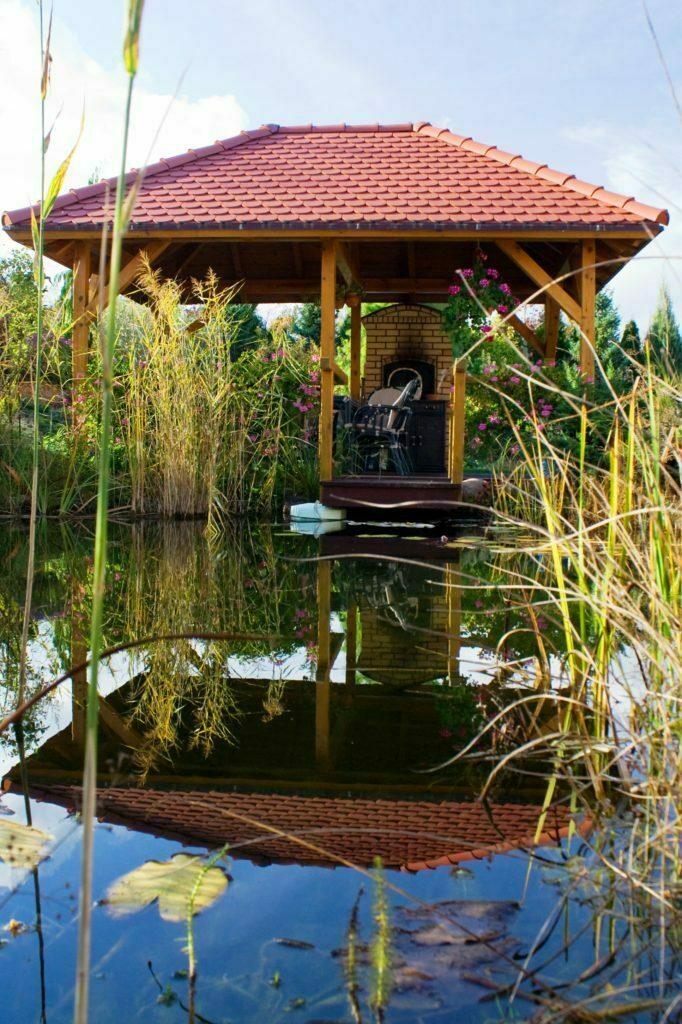 Woda w ogrodzie 1