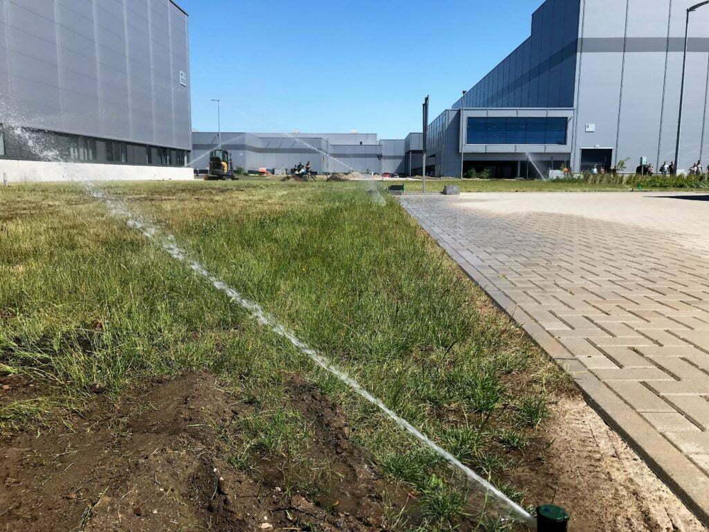 System nawadniający na powierzchni 1 hektara 5