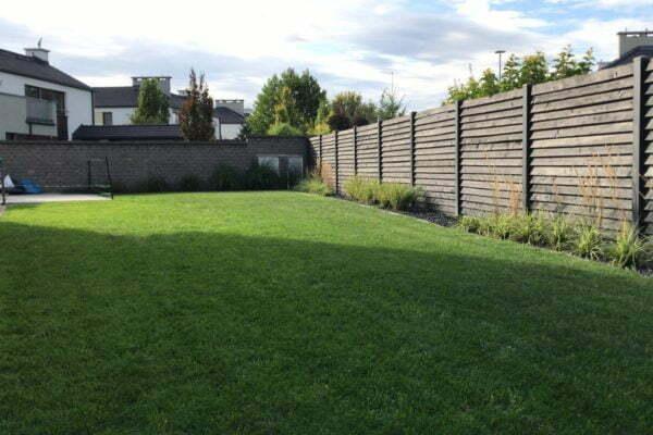 Geometryczny trawnik