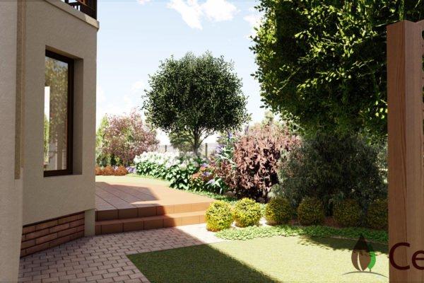 Ogród tradycyjny - Strzeszyn Grecki 3